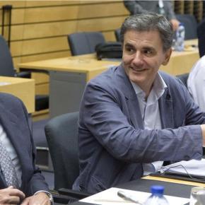 Ξεκίνησε η συνεδρίαση του Eurogroup – στηρίζει η Γαλλία την ελληνική πρόταση – αιχμηρές δηλώσεις απόΣόιμπλε
