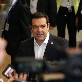 Τσίπρας: Στόχος μια συμφωνία κοινωνικά δίκαιη και οικονομικάβιώσιμη