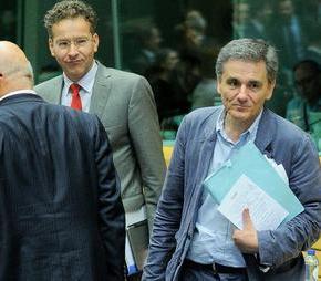 «ΠΕΡΙΜΕΝΟΥΜΕ ΤΑ ΣΧΟΛΙΑ ΤΟΥΣ ΣΗΜΕΡΑ»Reuters: Αύριο η ελληνική πρόταση στοEurogroup