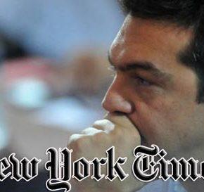 NYT: Το δημοψήφισμα και η μυστική σύσκεψη τωνΒρυξελλών