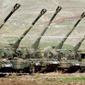 ΞΕΚΙΝΗΣΑΝ ΕΙΔΙΚΕΣ ΕΠΙΧΕΙΡΗΣΕΙΣ ΒΑΘΙΑ ΣΤΟ ΣΥΡΙΑΚΟ ΕΔΑΦΟΣ Μεγάλες χερσαίες τουρκικές δυνάμεις συγκεντρώνονται στα σύνορα με Συρία – Μεταφέρουν μονάδες και από τονΕβρο…
