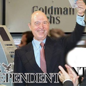 Independent: «Βαθύ» λαρύγγι αποκαλύπτει την απάτη Σημίτη – GoldmanSachs
