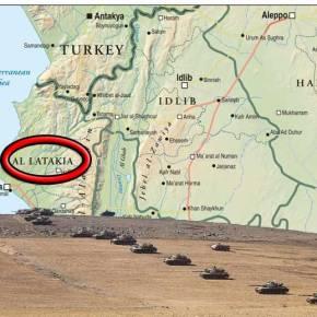 Η Άγκυρα αποφάσισε κατάληψη της Λαττάκειας και δημιουργία τουρκμενικού κράτους-μαριονέτα στηνΒ.Συρία!