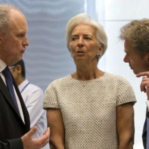 ΔΝΤ: «Ρευστή και αβέβαιη» η κατάσταση τηςΕλλάδας