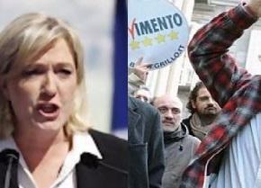 Αρχισε «εξαγωγή δημοψηφισμάτων»! – Ο Μπέπε Γκρίλο και η Μαρί Λεπέν ζητούν δημοψηφίσματα για παραμονή στοευρώ!