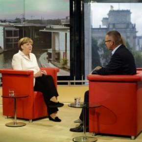 «Πρώτα τα μέτρα και μετά συζητάμε το χρέος»Συνέντευξη ΑνγκελαςΜέρκελ