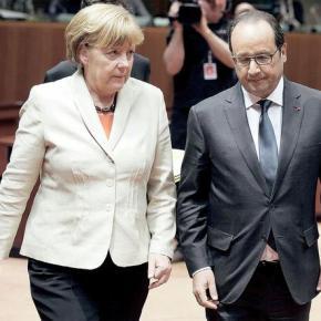 «Ρήγμα» Γερμανίας – Γαλλίας λόγωΕλλάδας