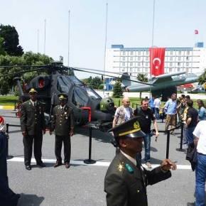 Η Τουρκία προσφέρει για εξαγωγή το T-129 στηΝιγηρία