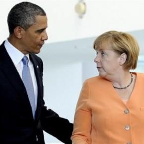 ΑΠΟΚΑΛΥΨΗ SPIEGEL: Ο Oμπάμα πιέζει τη Μέρκελ για συμφωνία με την Ελλάδα και κούρεμα τουχρέους