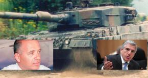 Στις «ερπύστριες» της δικαιοσύνης Παπαντωνίου -Λιακουνάκος για ταLeopard