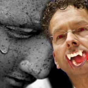 Γ.Ντάισενμπλουμ για δημοψήφισμα: «Το ερώτημα είναι εάν οι Έλληνες είναι έτοιμοι για επίπονη λιτότητα» – Ας ελπίσουμε να μας λυπηθεί οΘεός…