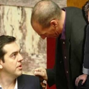 """Κυβέρνηση: «Με εντολή Α.Τσίπρα ο Γ.Βαρουφάκης ετοίμασε το """"Plan B"""" αν οι δανειστές έσπρωχναν σεGrexit»"""