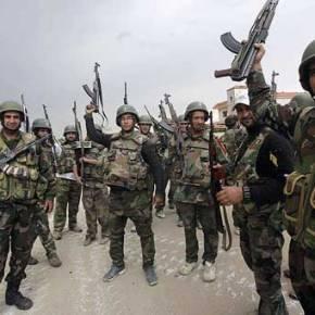 Ο συριακός Στρατός και οι Ιρανοί κατέλαβε την πόλη Χαζάκα – Σύροι και Ιρανοί σε «απόσταση βολής» από τον τουρκικό Στρατό(vid)