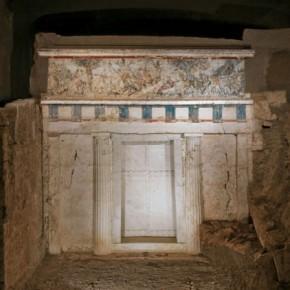 «Ο Φίλιππος Β' βρέθηκε στον Τάφο ΙΙ τηςΒεργίνας»