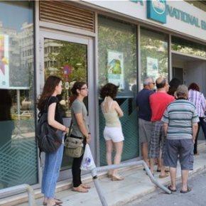 Τη Δευτέρα ανοίγουν όλα τα τραπεζικά υποκαταστήματα με δυνατότητα σωρευτικής αναλήψης από τα ΑΤΜ Εάν ένας πολίτης δεν προσέλθει μία ημέρα για τα 60€, θα μπορεί την επομένη να λαμβάνει120€