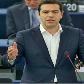 Διαβάστε εδώ τη δευτερολογία του Αλέξη Τσίπρα στην ολομέλεια του Ευρωκοινοβουλίου «Η συζήτηση που κάνουμε σήμερα εδώ δεν αφορά μόνο το μέλλον της Ελλάδας, αφορά το μέλλον τηςΕυρωζώνης»