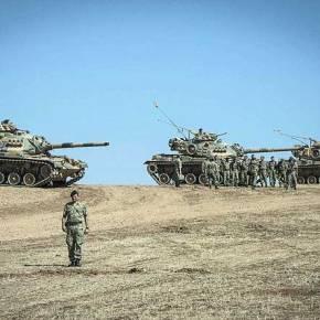 Τα Τουρκικά σχέδια εισβολής στηΣυρία