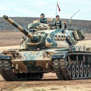 Προετοιμάζει εισβολή η Τουρκία και μεταφέρει Στρατεύματα στα Σύνορα με την Συρία!(video)