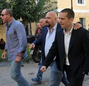 Ηλίας Κασιδιάρης: Υπερήφανοι που κάναμε φυλακή επειδήαντιστεκόμαστε!