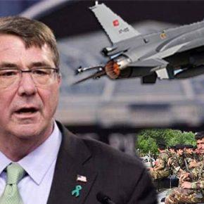 Η Τουρκία βομβάρδισε Αμερικανούς κομάντος στο Ιράκ που εκπαίδευαν ΚούρδουςΠεσμεργκά