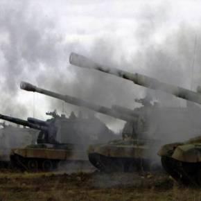 Πρόβα πολέμου στην Α. Ουκρανία-Κριμαία και Μαύρη Θάλασσα από τηΡωσία