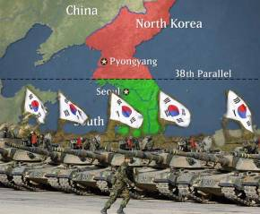 Έτοιμη για ανάφλεξη η χερσόνησος τηςΚορέας