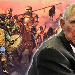 Αυτή ήταν η σκέψη του Σόιμπλε στις διαπραγματεύσεις με την Ελλάδα: «Θα σας γδάρουν σαν λαγούς και θα ανεμίζουν τα τομάριασας»!
