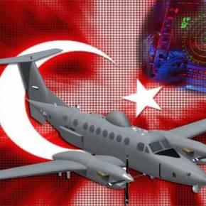 Προμήθεια αεροσκαφών αναγνώρισης και ηλεκτρονικής παρακολούθησης απο τον ΤουρκικόΣτρατό