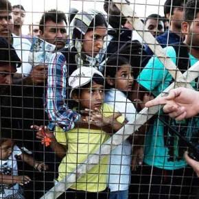 OHE: 3.000 μετανάστες θα φθάνουν καθημερινά στην πΓΔΜ επίμήνες