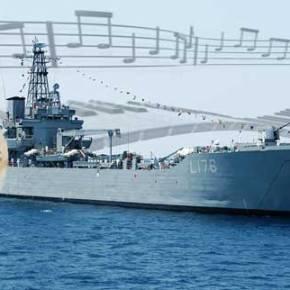 Απίστευτο… Το ΥΠΕΘΑ στέλνει το Αρματαγωγό Α/Γ Λέσβος σε 10ήμερη περιοδεία μουσικών εκδηλώσεων στα νησιά !(Ταρατατζούμ)!!