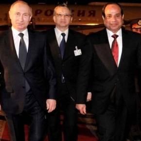 Δραματική εξέλιξη: Συμμαχία με την Αίγυπτο συνήψε η Ρωσία – Ανοίγουν τα αιγυπτιακά αεροδρόμια στα ρωσικάμαχητικά
