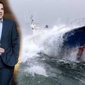 Η Ελλάδα Χωρίς Ηγεσία σε Κατάσταση ΈκτακτηςΑνάγκης