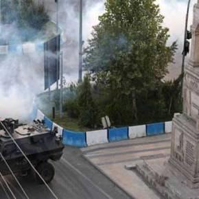 Video: Εκτός ελέγχου οι συγκρούσεις στην τουρκική Sirnak – Οδομαχίες του τουρκικού Στρατού με μαχητές του ΡΚΚ μέσα στη φλεγόμενηπόλη!
