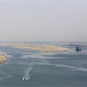 Εγκαινιάζεται η νέα Διώρυγα του Σουέζ από τον αιγύπτιο πρόεδρο παρουσία και του Αλέξη Τσίπρα (live η τελετή)Αλλάζουν τα δεδομένα στην παγκόσμιαναυσιπλοΐα