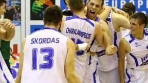 Εθνική Εφήβων φτιαγμένη από ατσάλι: Γονάτισε την Τουρκία στον τελικό του EurobasketU18