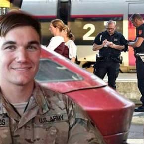 Έλληνας ο άνδρας που εξουδετέρωσε τον ισλαμιστή στην συμπλοκή στο τρένο στοΒέλγιο