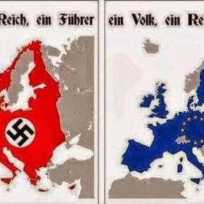 Το γερμανικό τέταρτο Ράιχ «μόλις έκανε την εμφάνισητου»