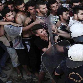 Ελληνικό έδαφος υπό κατοχή: 11.000 λάθρο έχουν κυριεύσει τηνΛέσβο!