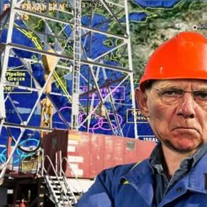Είναι πλέον επίσημο! Οι ελληνικοί υδρογονάνθρακες υποθήκη στο «ταμείοΣόιμπλε»