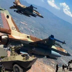 Ιρανικά ΜΜΕ: Κατάρριψη ισραηλινού F-16 από S-300 της Αεράμυνας της Συρίας πάνω από τα υψίπεδα τουΓκολάν