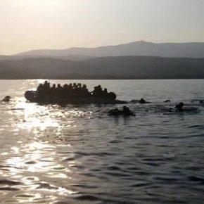 Ημέρες Ιμιών : Οι Τουρκία έδωσε βίντεο που κατά την άποψη τους δείχνει σκάφος της Ελληνικής Ακτοφυλακής να βυθίζει φουσκωτό μεμετανάστες