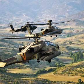 Τουρκικές «ανησυχίες» για την στρατιωτική συνεργασία Ελλάδος καιΙσραήλ