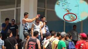 Λαθρομετανάστες επιχείρησαν να κατεβάσουν την ελληνική Σημαία στην Κάλυμνο! – Οι κάτοικοι απάντησαν με δυναμίτες!(εικόνες)