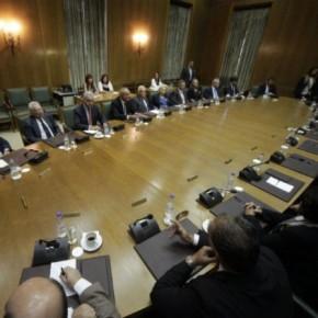 Κυβερνηση -Νέα πρόσωπα πλην Νικολούδη-Αλεξιάδη -ΔηλώσειςΘάνου.