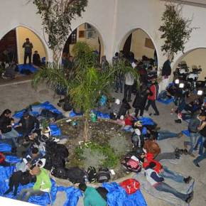 Συμπλοκές λαθρομεταναστών σε Ρόδο καιΜυτιλήνη