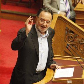 «Δεν υφίσταται σ' αυτή τη χώρα Δημοκρατία, λυπάμαι για τηνκυβέρνηση»