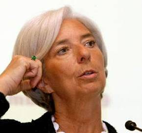 Για αναδιάρθρωση κι όχι για διαγραφή του χρέους μιλά ηΛαγκάρντ