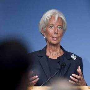 Κ.Λαγκάρντ: «Όχι μόνο μέτρα – Να γίνει ελάφρυνση του ελληνικούχρέους»