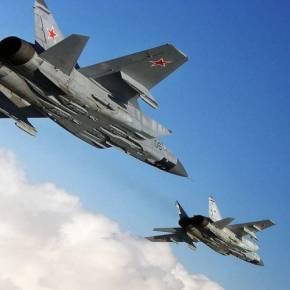 Aιφνιδιασμός Β.Πούτιν με εξοπλισμό Συρίας: Έστειλε έξι MiG-31 στη συριακή αεροπορία, Kornet και BM-27 Uragan (vid,εικόνες)