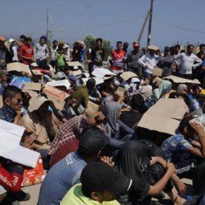 Οξύτατο το μεταναστευτικό ζήτημα και στηΜυτιλήνη